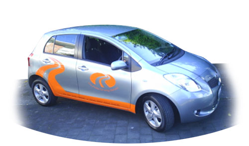 Toyota Yaris Motorvehicle
